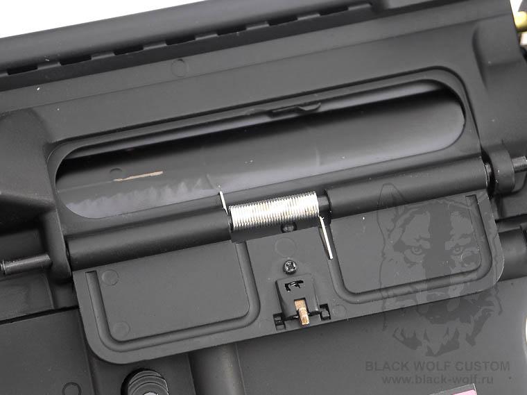 Ag custom we m4 cqbr - colt (gas blowback ,co2)